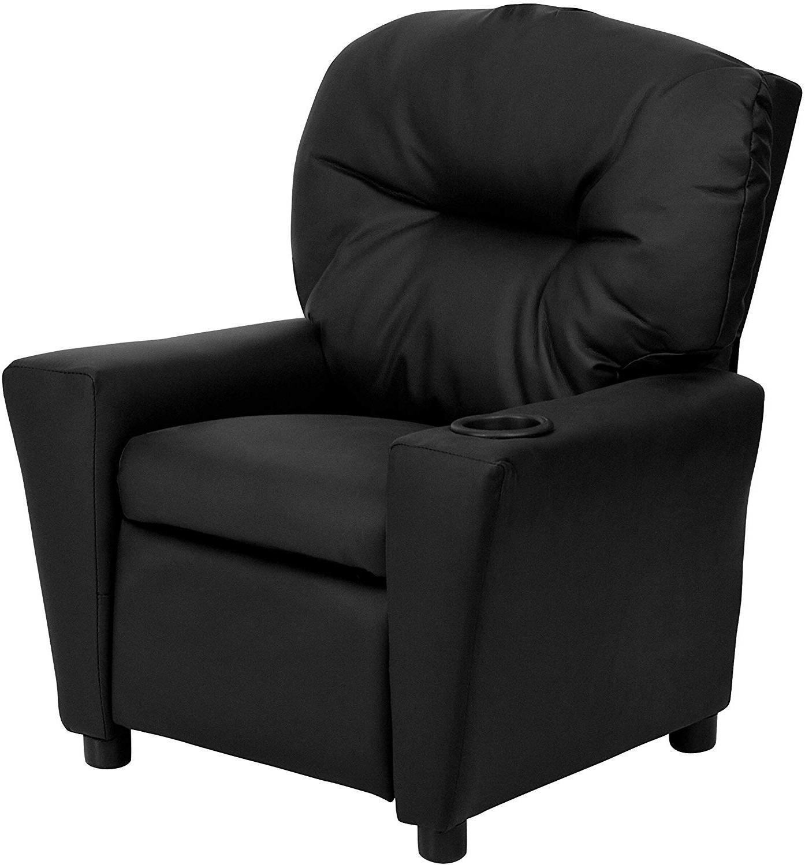 The Flash Furniture recliner