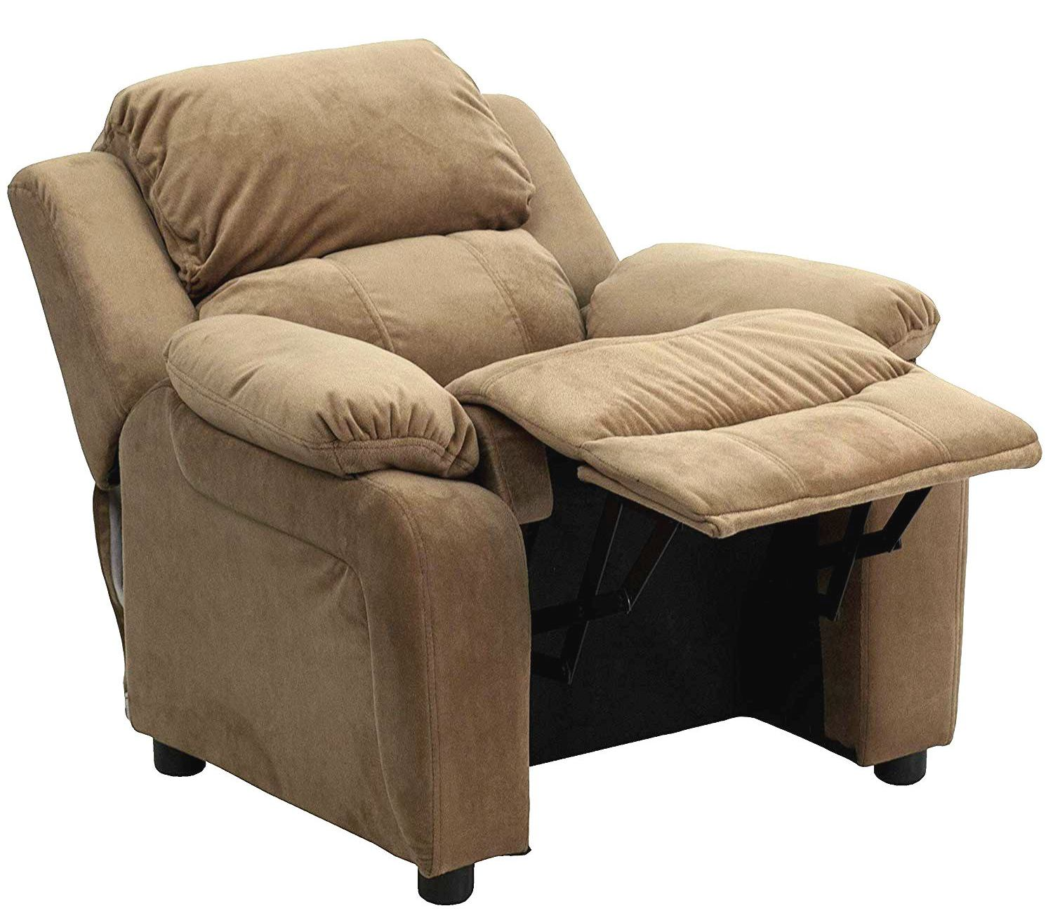 10 Best Kids Recliners (Upd. 2020) Review: How to Pick the Right