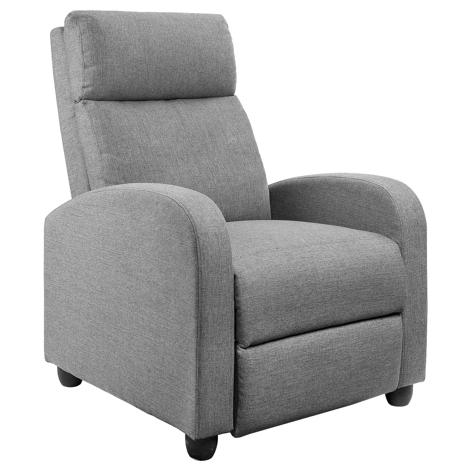 Jummico Fabric Recliner