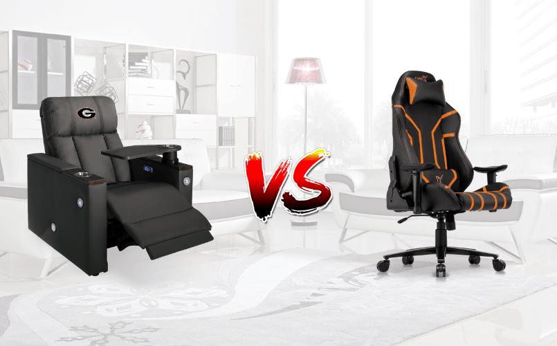 Garming Recliner vs Chair