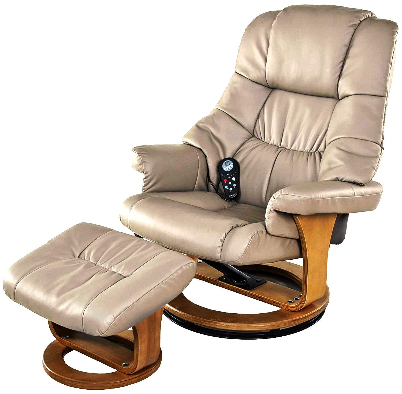 Relaxzen 8 Motor Massage Recliner