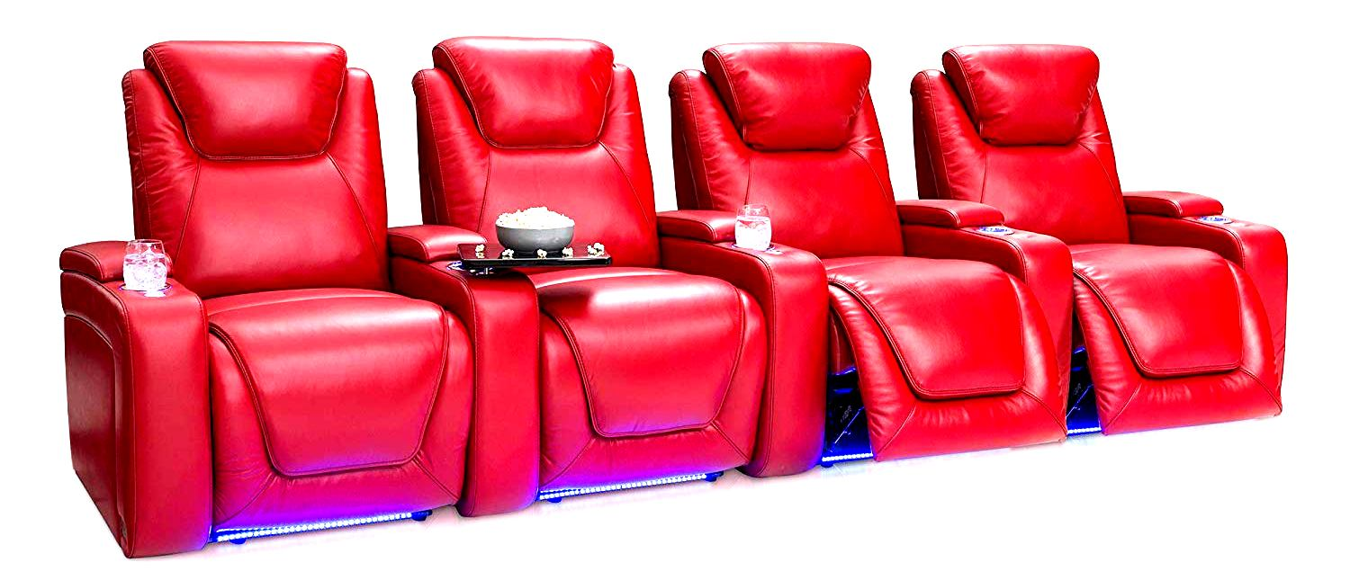 Seatcraft Equinox Home Theater Seating Power Recline