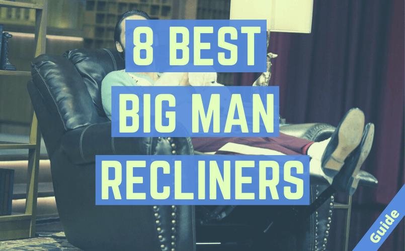 Big Man Recliner