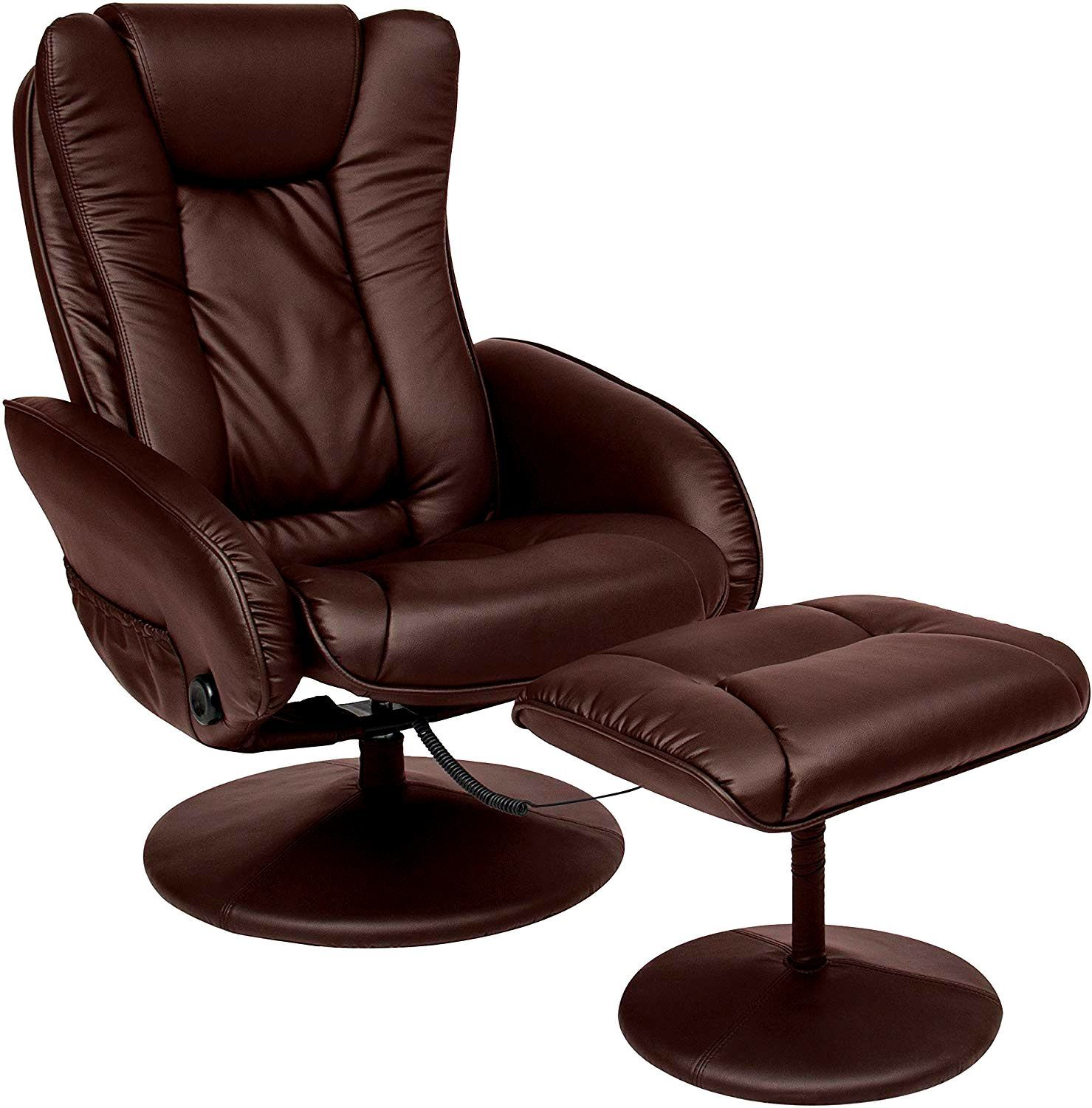 Best Choice Products Faux Leather Recliners