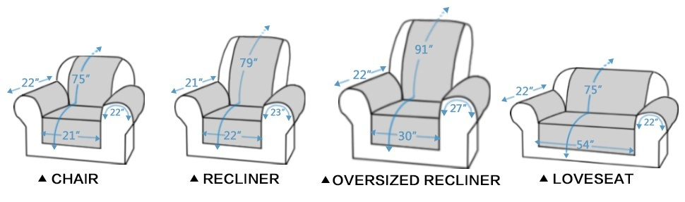 How Wide is an Oversized Recliner
