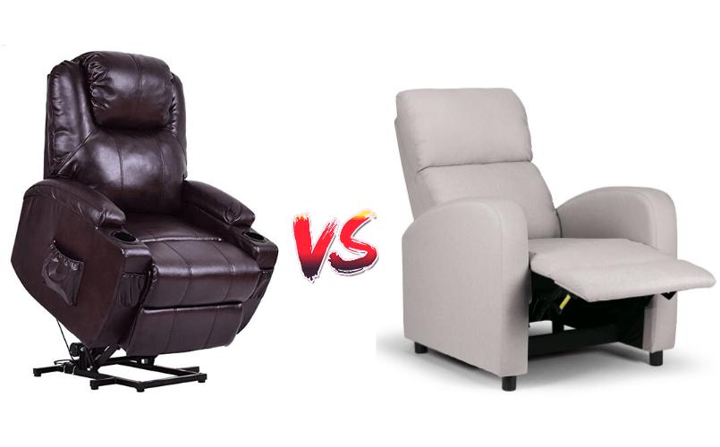 Electric vs Mechanical Recliner