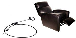 How to Fix a Recliner Cable