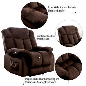 Main Characteristics of Good Power Recliners