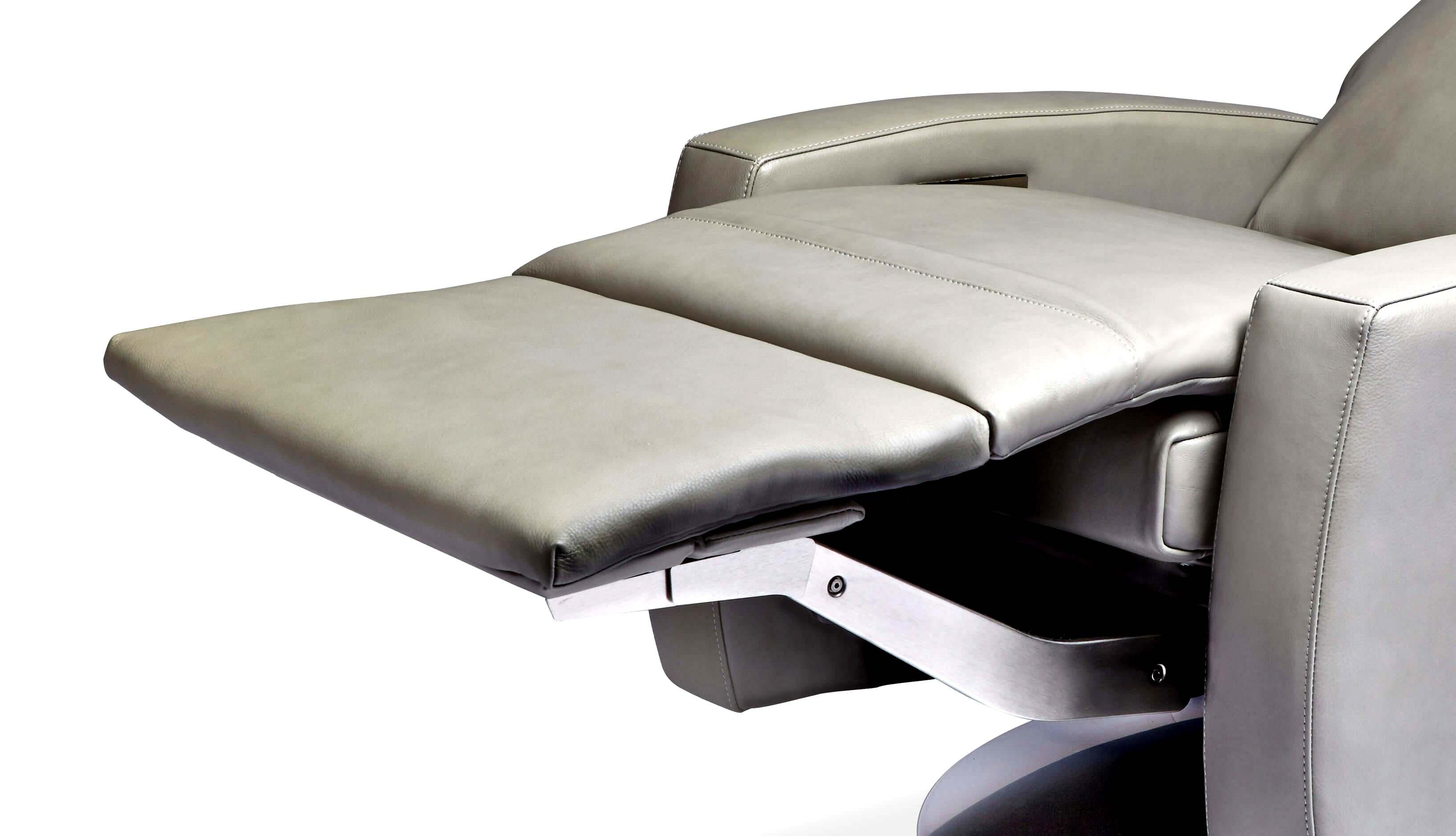 to Fix a Recliner Footrest